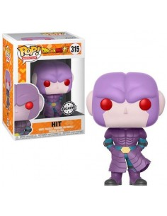 Funko Pop Hit Dragon Ball Súper exclusivo