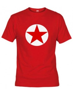 Camiseta Homefront (Red star)