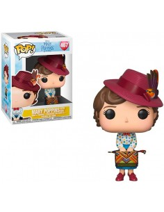 Funko Pop Mary Poppins Returns With Bag