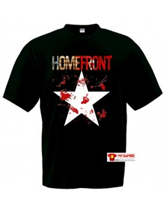 Camiseta Homefront (Splatter)