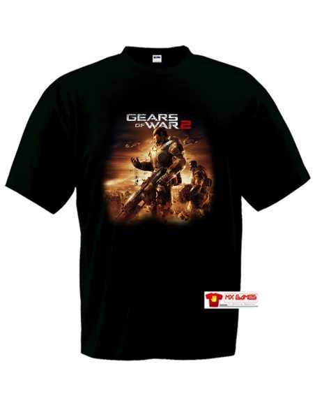 Camiseta Gears of war 2