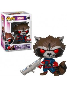 Funko Pop Guardians of The Galaxy Rocket Racoon