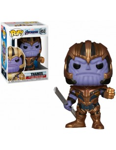 Funko Pop Thanos The Avengers End Game