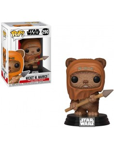 Funko Pop Wicket Warrick Ewok de Star Wars