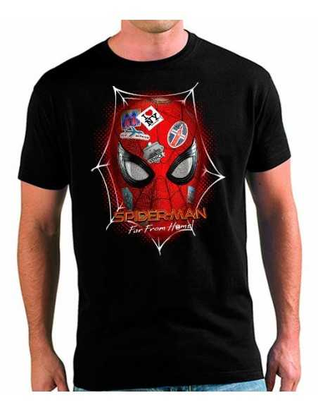Camiseta Spider-man Far From Home