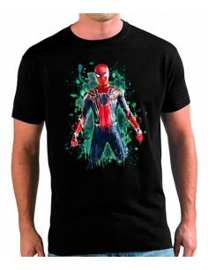 Camiseta Spider-man Iron Spider