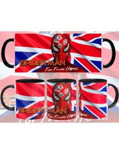 Taza Spiderman Far From Home