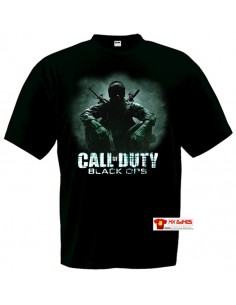 Camiseta Call of Duty Black ops (Prestigio)