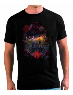Camiseta Stranger Things temporada 3