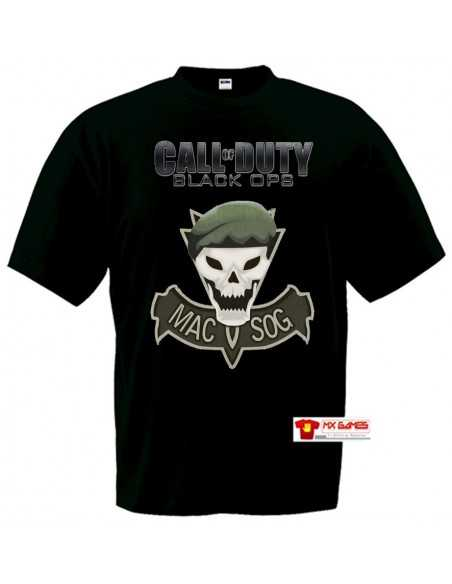 "Camiseta Call of Duty Black Ops ""Operaciones especiales"""