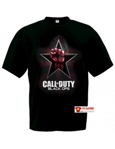 "Camiseta Call of Duty Black Ops ""Punch"""