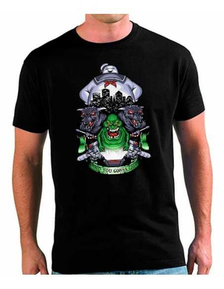Camiseta Cazafantasmas 1984 who you gonna call