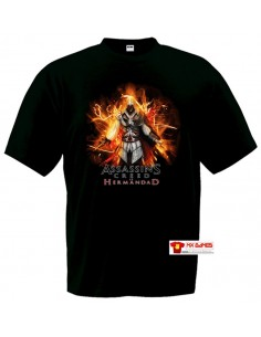 camiseta Assassins Creed la Hermandad