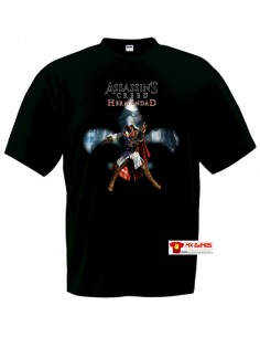 Camiseta Assassins Creed La Hermandad (Pika)