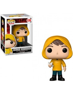 Funko Pop George Denbrought de IT