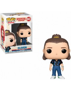 Funko Pop Eleven con tirantes Stranger Things T3