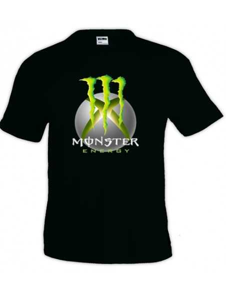 Camiseta Monster Energy - xbox360