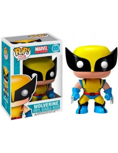 Funko Pop Wolverine Marvel
