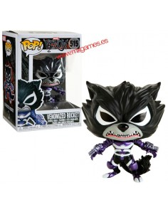 Funko Pop Guardians of The Galaxy Venom Rocket