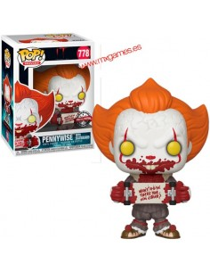 Funko Pop IT Pennywise exclusivo con Skate