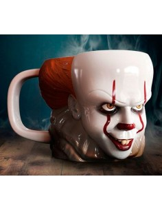 Taza IT Pennywise 3D