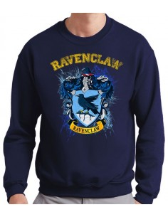 Sudadera Ravenclaw Art Harry Potter