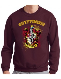 Sudadera Gryffindor Art Harry Potter
