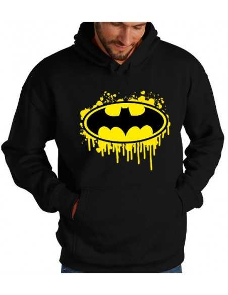 Sudadera de Batman Logo Spray