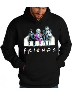 Sudadera Friends Jack Skellington Halloween