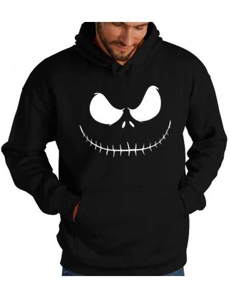 Sudadera Jack Skellington Face