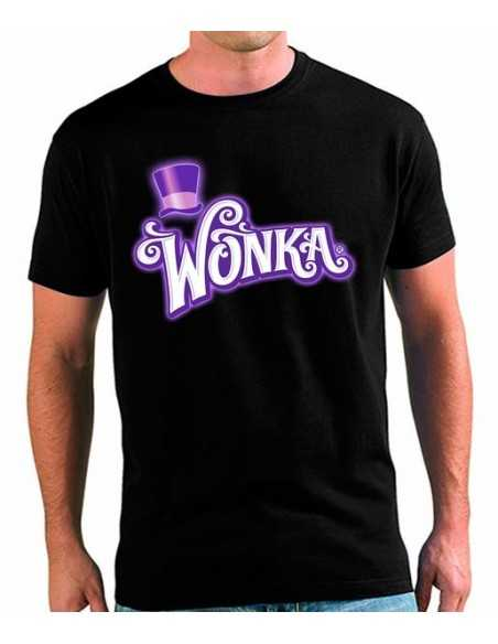 Camiseta Willy Wonka