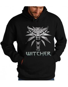 Sudadera The Witcher emblema de brujo