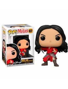 Funko Pop Mulan Warrior