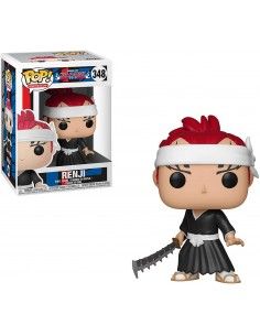 Funko Pop Bleach Renji con espada