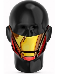 Mascarilla Friki Iron Man