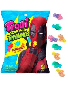 DeadPool Gominolas manos aciduladas