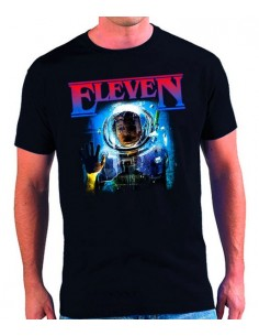 Camiseta Stranger Things Eleven 11 Unisex
