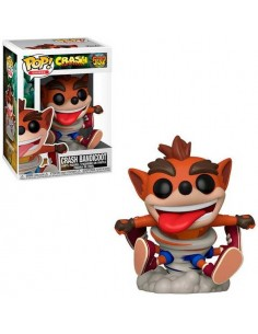 Funko Pop Crash Bandicoot torbellino