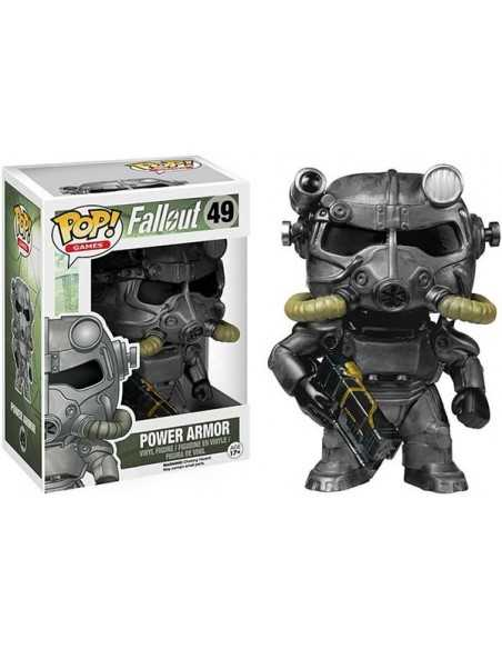 Figura Pop Power Armor Fallout