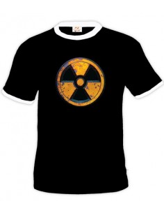 Camiseta Duke Nukem Forever (Radiation) Negra