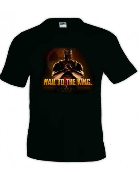 Camiseta Duke Nuken Forever (Dark Duke)