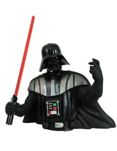 Star Wars figura Hucha Roto-Cast Darth Vader 28cms
