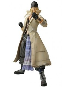 Figura Final Fantasy XIII Shadow Villiers 26 cm Play Arts Kai Series