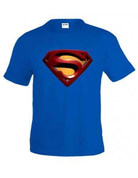 Camiseta Superman Logo 2008