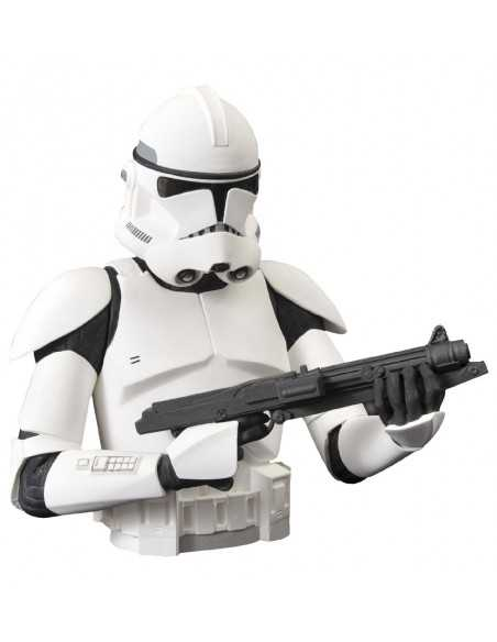 Star Wars hucha Roto-Cast Clone Trooper 18 cms