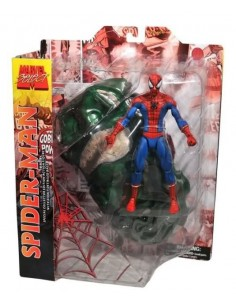 Figura Spiderman Marvel Select 20cm
