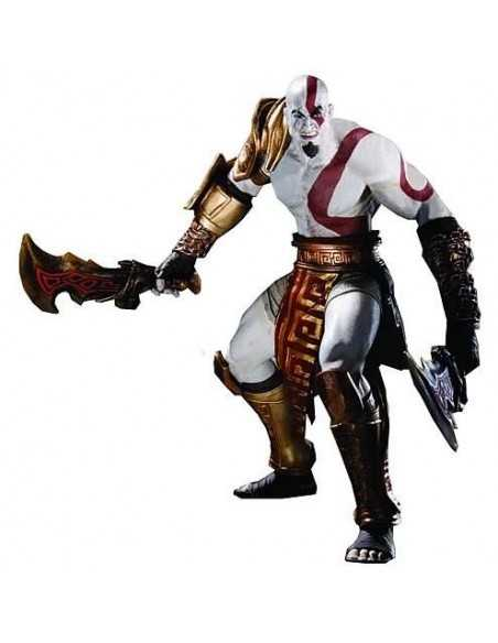Figura Kratos God of War Dc Unlimited
