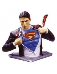 CLARK KENT-SUPERMAN BUSTO PVC 10 CM SUPERMAN RETURNS