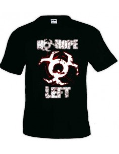 Camiseta Resident Evil 6 -No Hope Left- manga corta
