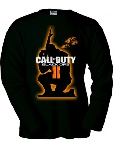 Camiseta Call of Duty Black Ops II -Shadow- manga larga